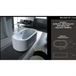 Ba–era Modelo Milano BT2501