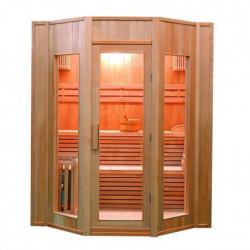 Sauna Vapor Cand‡s 4 Plazas